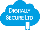 Digitally Secure Logo