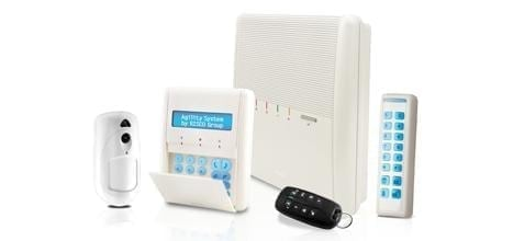 Image of Agility 3 Burglar Alarm with PIR and remote
